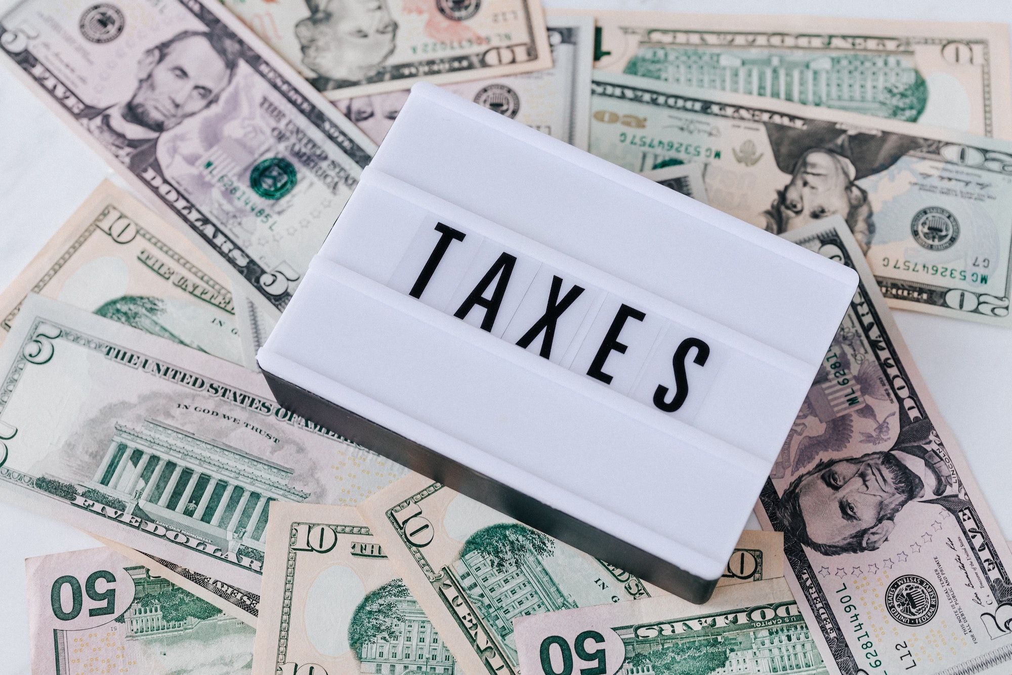 tax terms to know