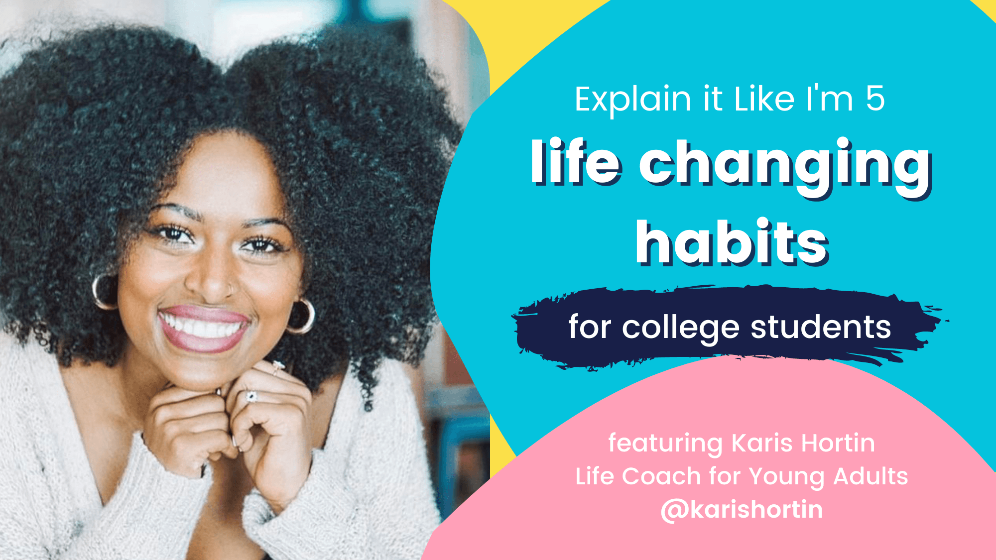 habits for college students